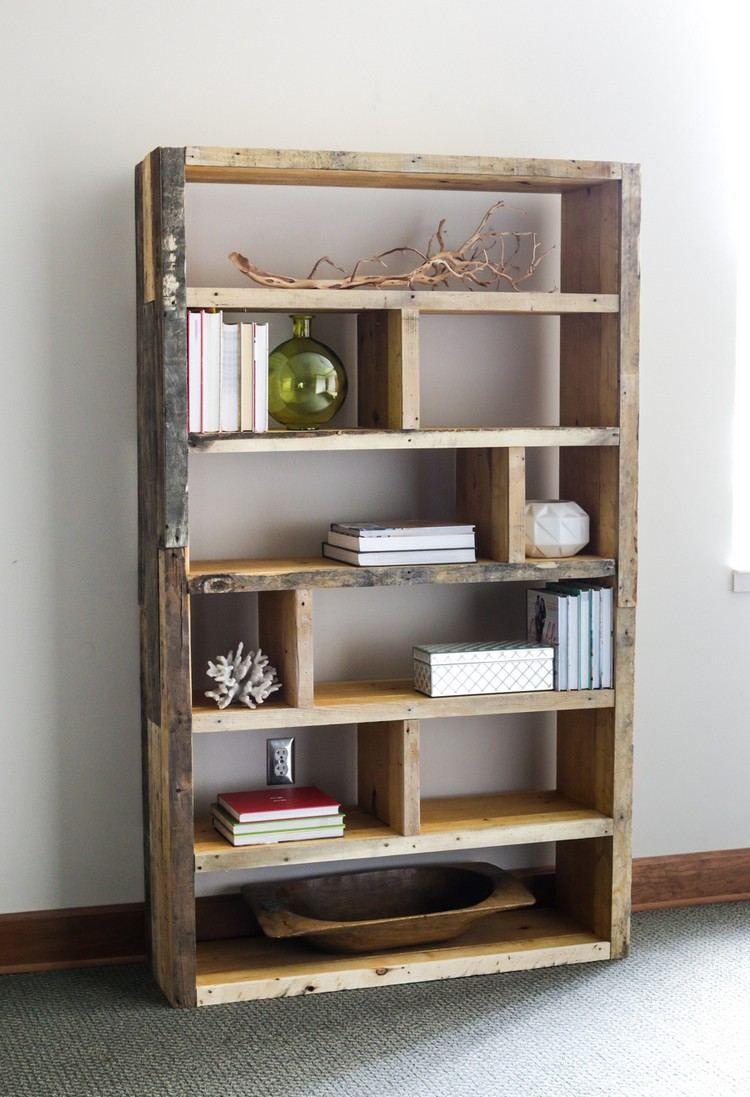 meubles palettes - idées tendances de pinterest pour sublimer votre