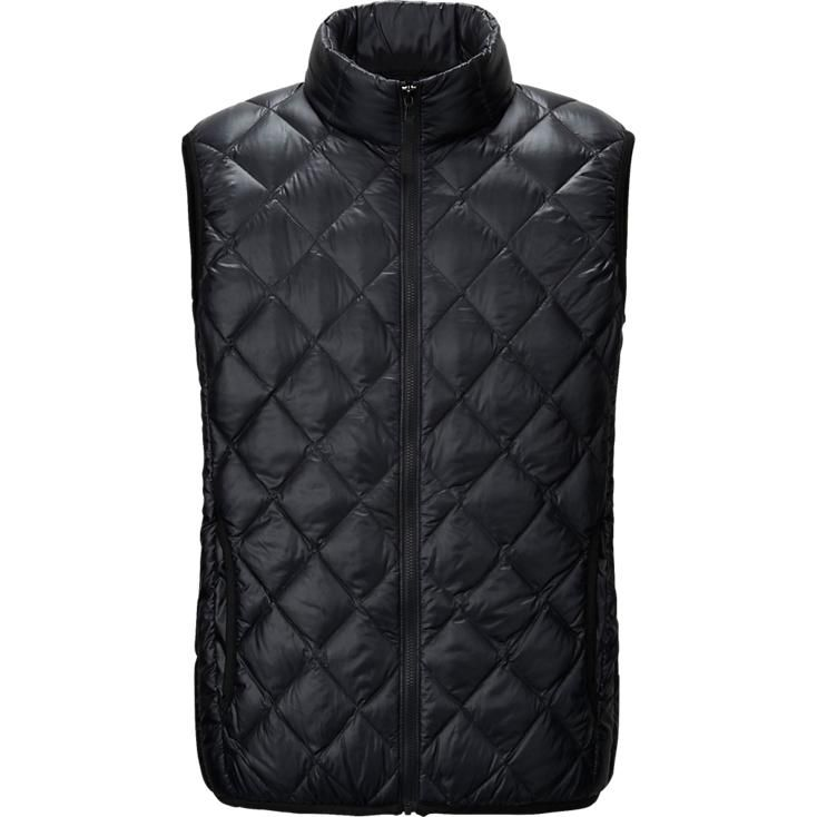 MEN ULTRA LIGHT DOWN QUILTED VEST | UNIQLO (size Large) http://www ...