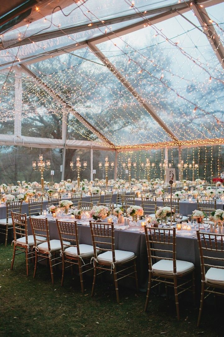 Elegantly Lit Austin Wedding At Four Seasons Tent Wedding