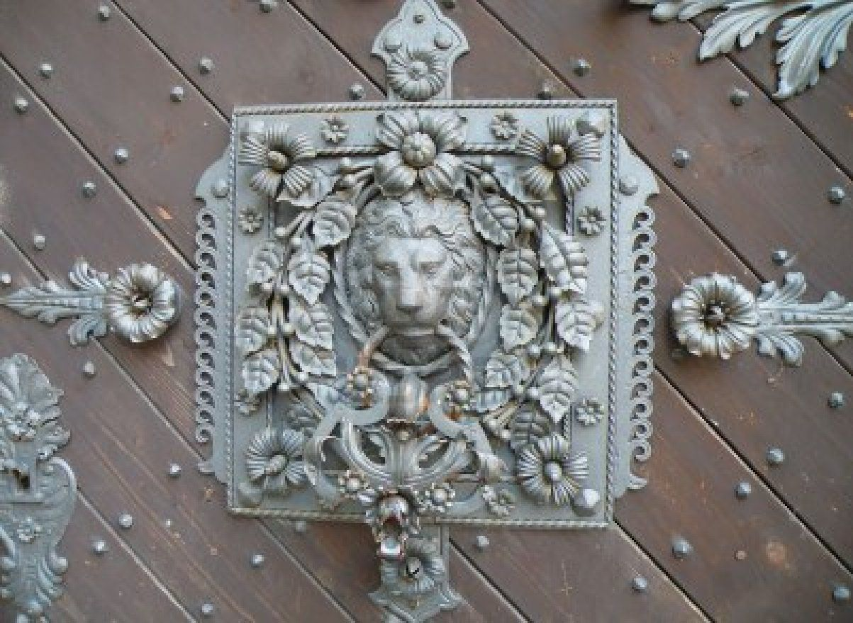 Detail Of An Old Castle Door & Detail Of An Old Castle Door | Doors..... | Pinterest | Castle doors pezcame.com