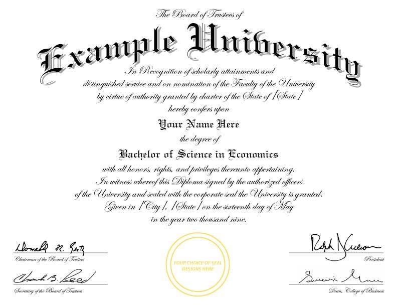 College Diploma Template College diploma, Graduation