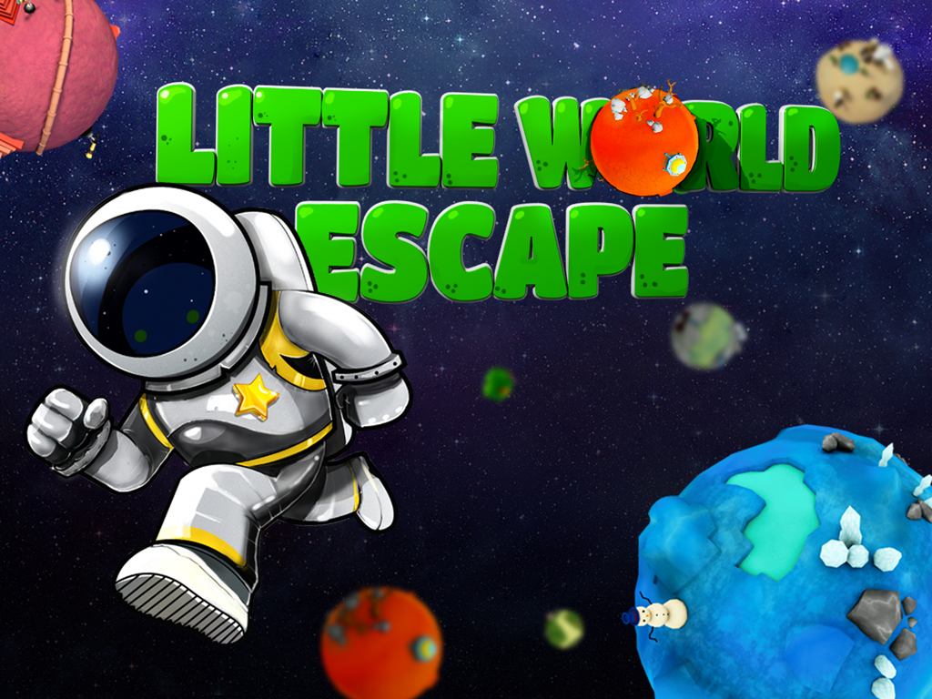 Try the new and addicting games. Little World Escape is an