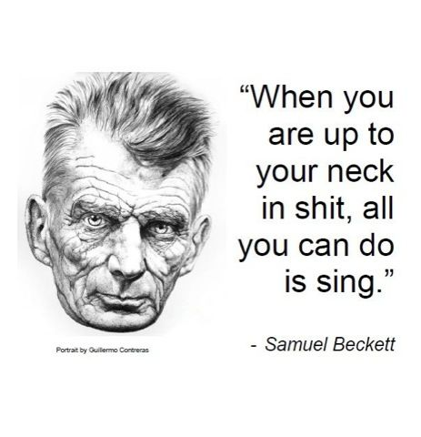 Samuel Beckett Quotes Classy Samuel Beckett's Motivational Quotes Seb Pinterest Samuel