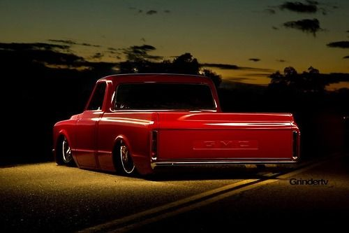 Lowered Flatbed