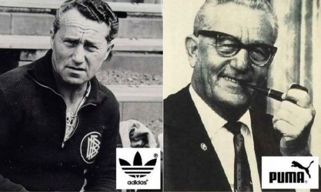 26da8b3e24814e Brothers Adolf and Rudolf Dassler