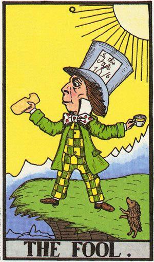 Wonderland Tarot If You Love Tarot Visit Me At Www
