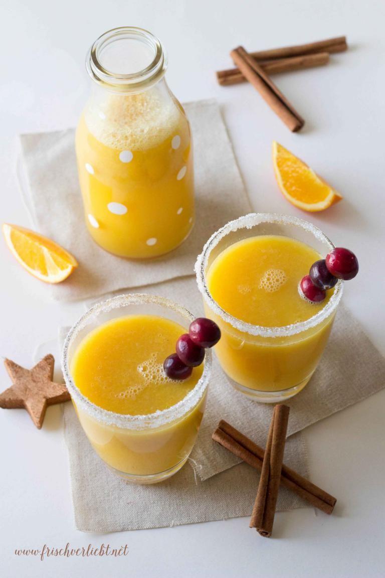 Zimt Orangen Weihnachtstrunk - Frisch Verliebt - mein Blog für Food und Lifestyle