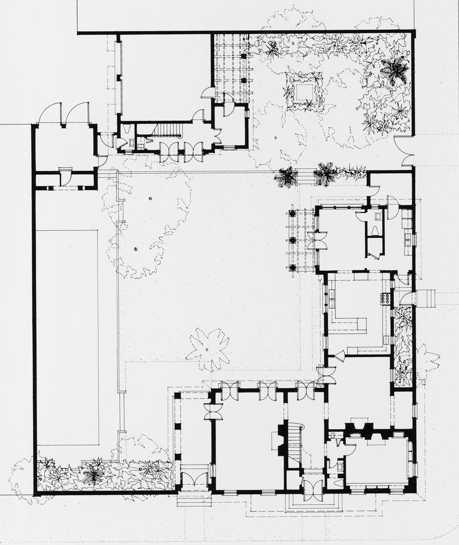 g p schafer architect pllc [ 941 x 1117 Pixel ]