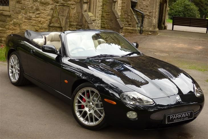 Used 2005 Jaguar Xkr Xkr Convertible For Sale In Nottinghamshire From Parkway Specialist Cars Jaguar Car Jaguar Xk8 Jaguar Convertible
