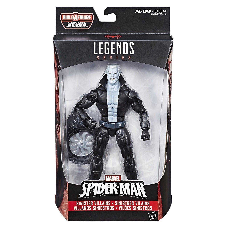 "Marvel Legends Tombstone 2015 Hasbro BAF Vulture 6/"" Action Figure"