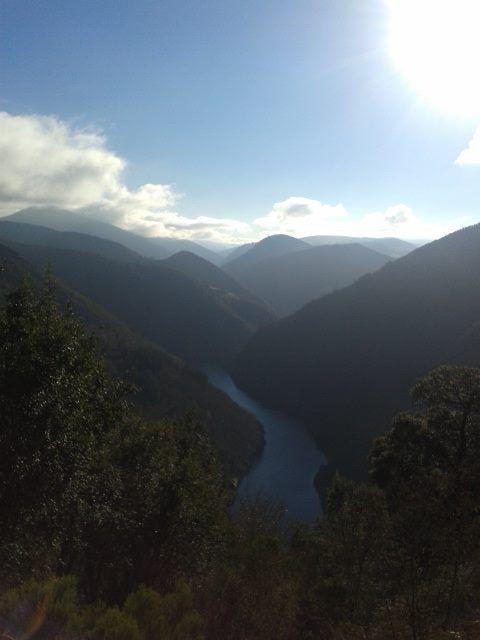 Tenemos un invierno que más bien parece primavera (#Illano - Asturias). Foto de Begoňa Alvarez