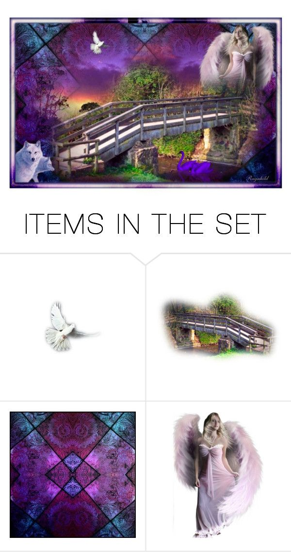 """""""Have You seen my Good Night Collections? """" by ragnh-mjos ❤ liked on Polyvore featuring art, goodnight and artset"""