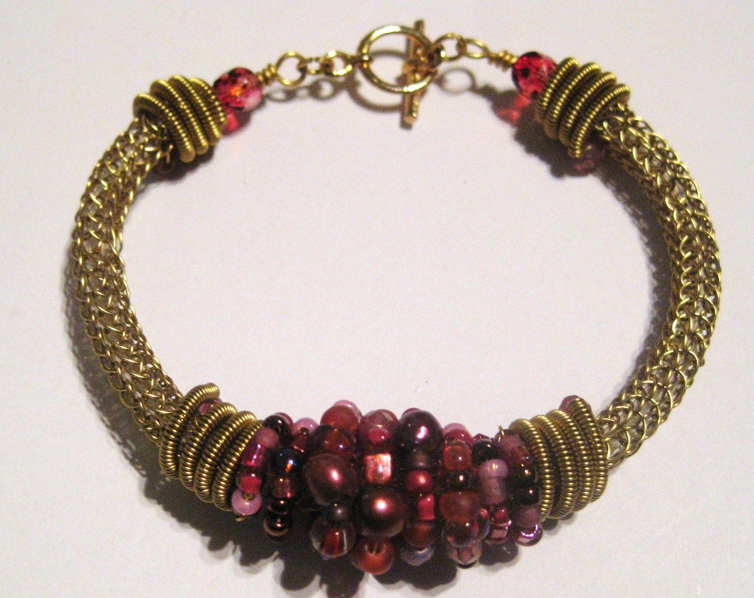 viking knit | Viking Knit Neck or Brac Project Kit I | Jewelry ...
