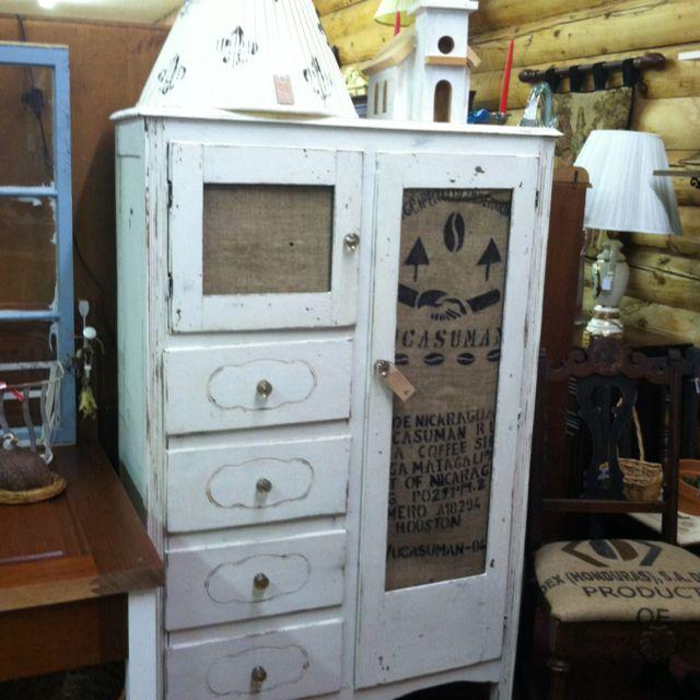 Refurbished Armoire Antique Wardrobe Furniture Diy