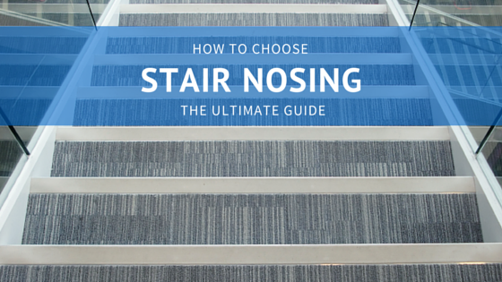 Incroyable Stair Nosing Options
