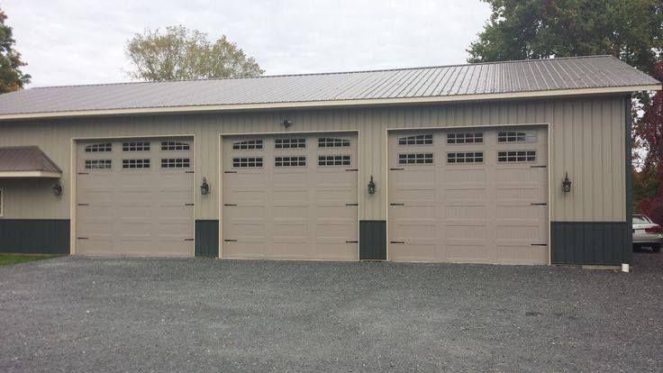 CHI Overhead Doors Installed By Dutchess Overhead Doors.