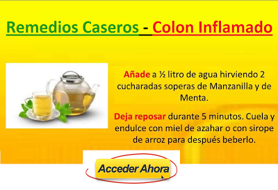 Como desinflamar el colon irritable