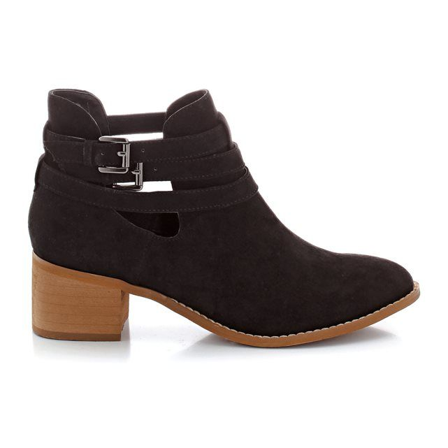 Ankle Boots with Strap Fastening LES PETITS PRIX