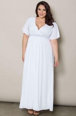 dbb64ceaf06 Plus Size Cotton Maxi Dress Design | Women's Plus Size Dresses ...