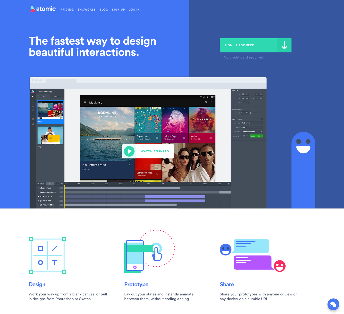 Illustrations, colors and layout is really nice o n this site.