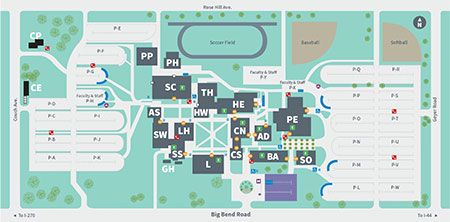 Stlcc Meramec Campus Map.Meramec Campus Map Huh Campus Map Map Error Page