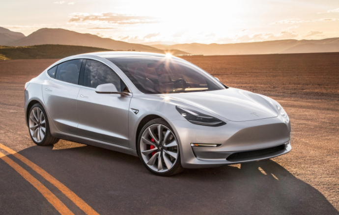 2018 Tesla Model 3 Colors Release Date Redesign Price Initial