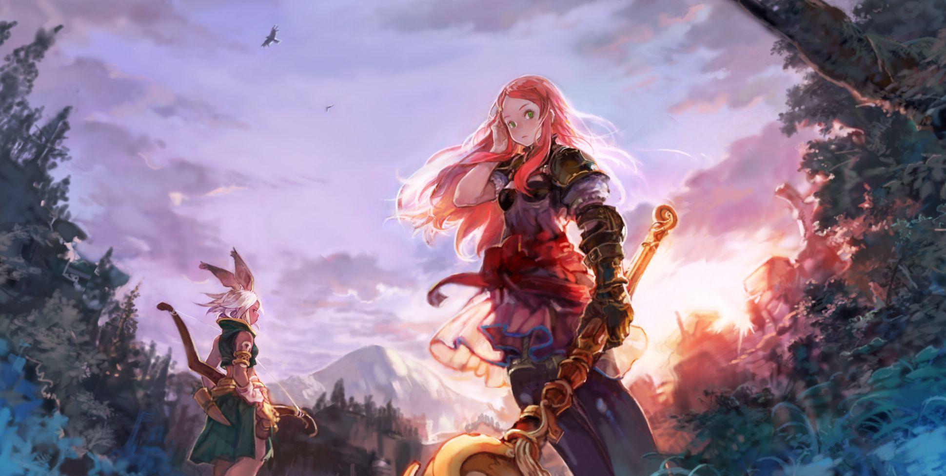 Tags Fanart Pixiv Final Fantasy Tactics Advance Viera Burari