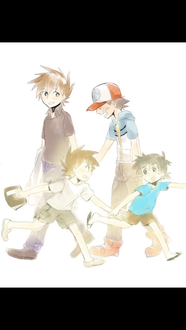 Pokemon mpreg comic