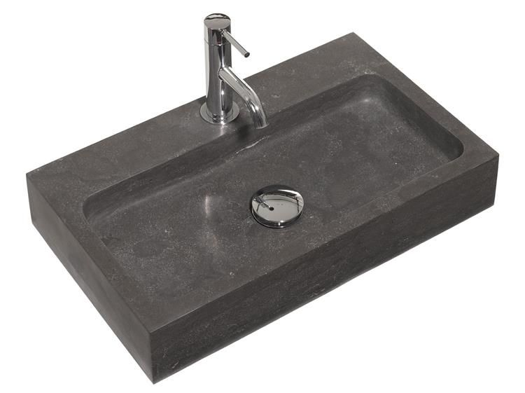 Forzalaqua wastafel taranto cm hardsteen badkamer