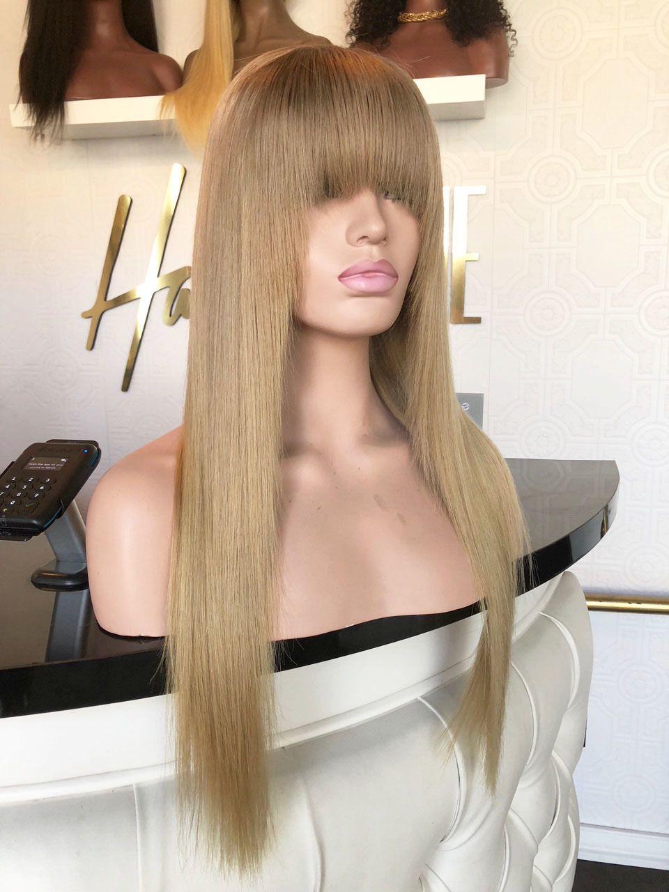 Sassy (With images) | Sassy hair, Long hair styles, Wig ...