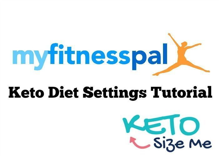 My Fitness Pal Keto: Ketogenic Diet Settings Tutorial for Using My Fitness ... #fitness #ketogenic #...