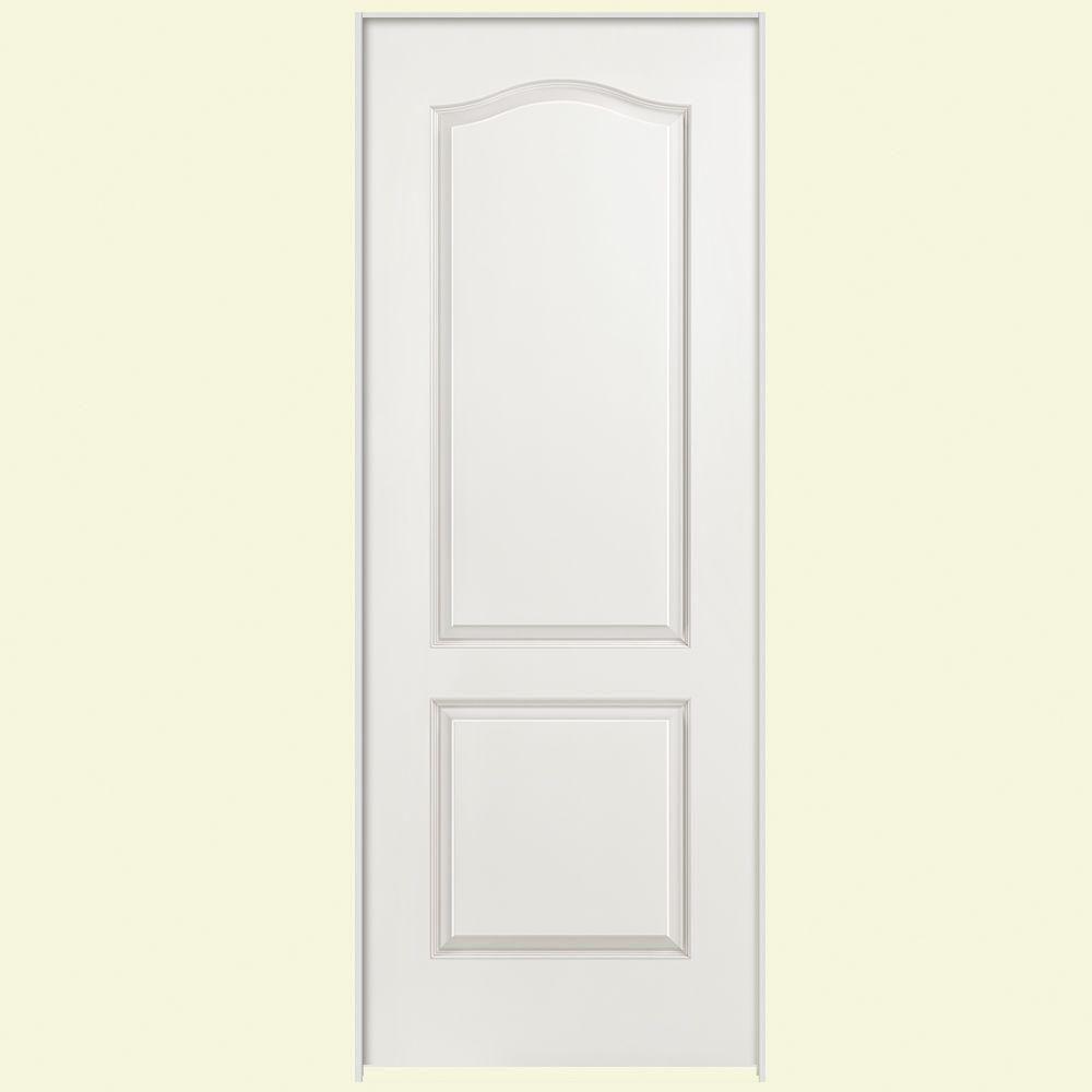 2 Panel Arched Top Interior Doors