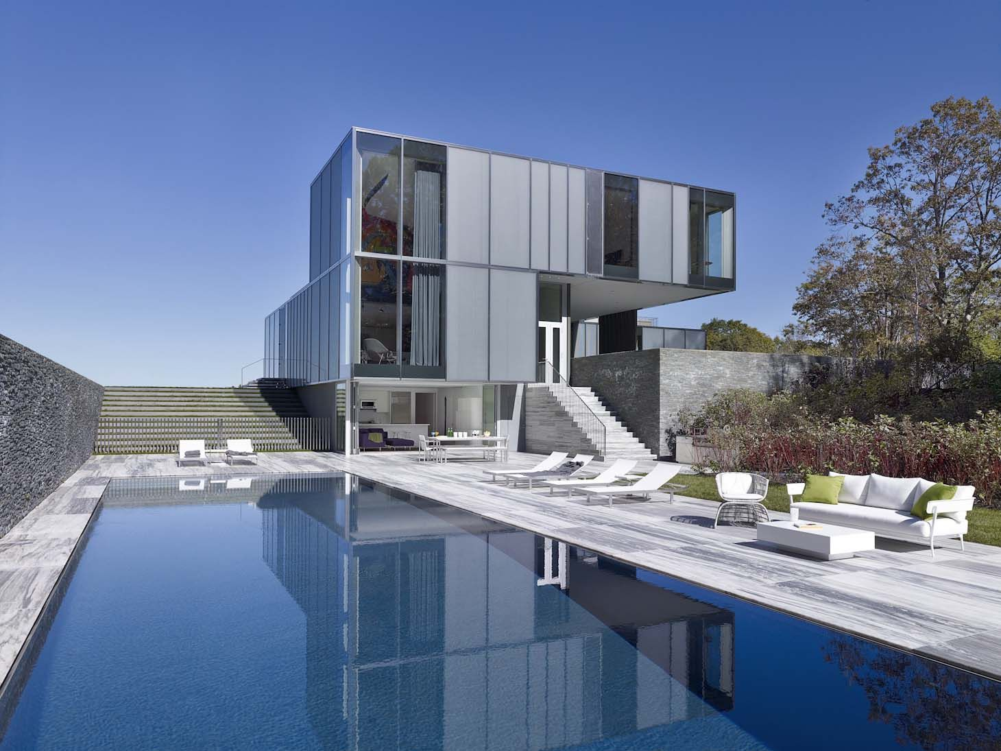 Dutchess County Residence Allied Works Architecture
