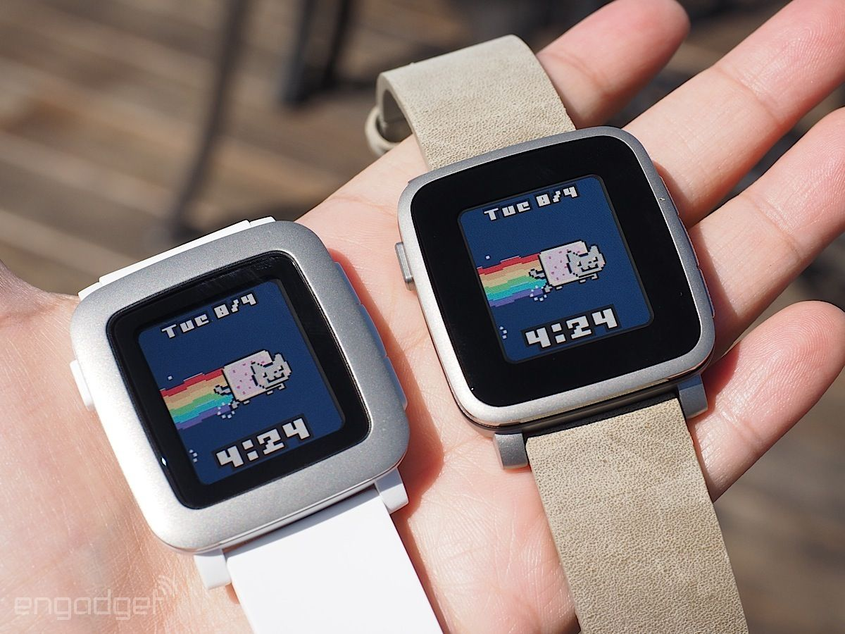 The Pebble Time Steel is beautiful, but probably not worth $249