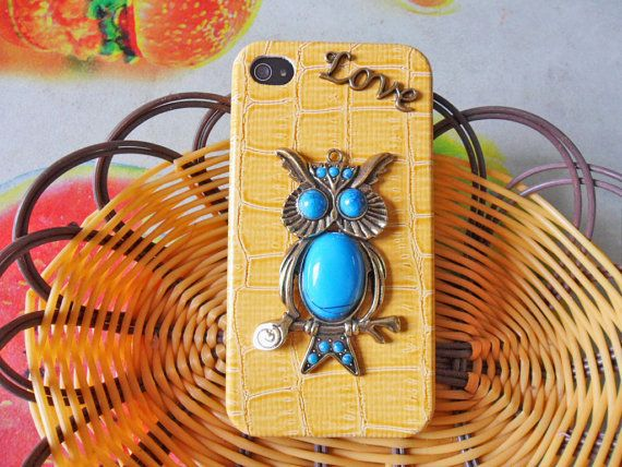 Fashion iphone Hard Case Cover With Cute tan by braceletbanglecase, $12.00