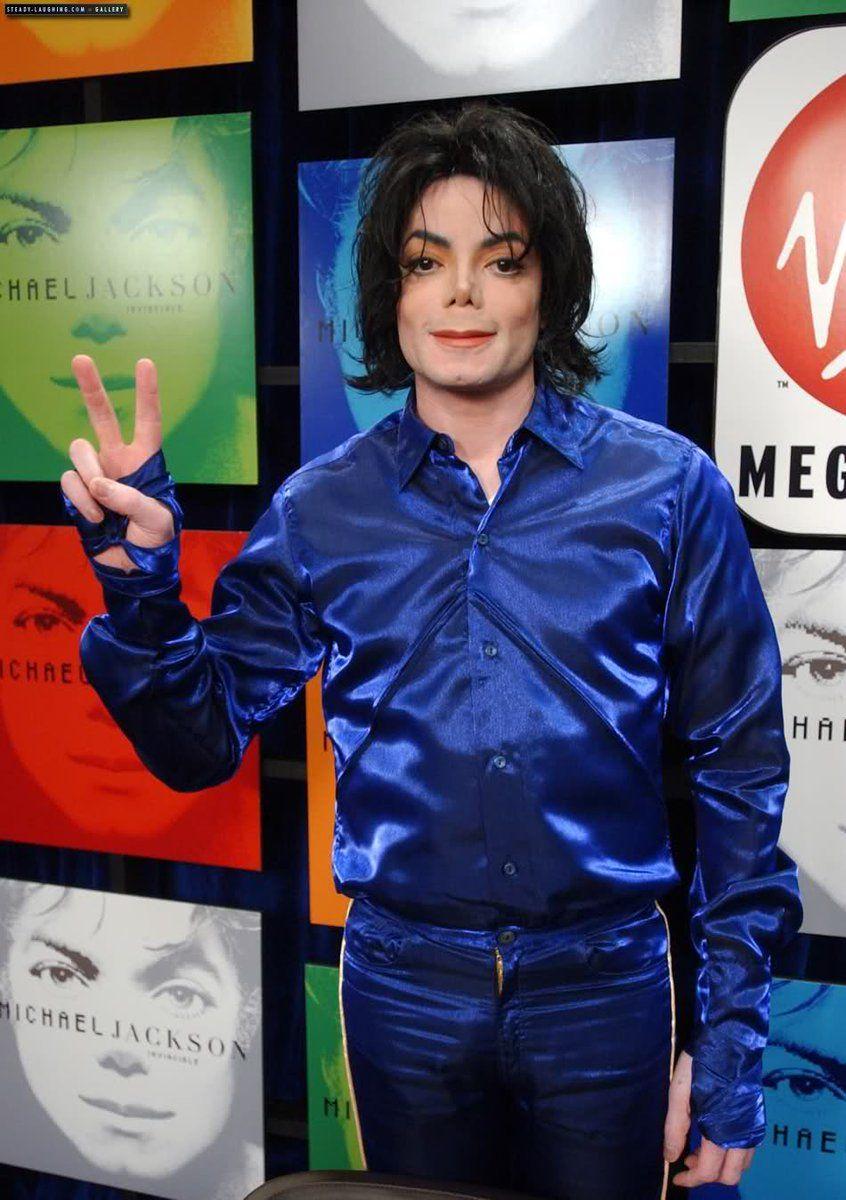 Michael Jackson on in 2019 | MJ | Michael jackson 2001, Michael