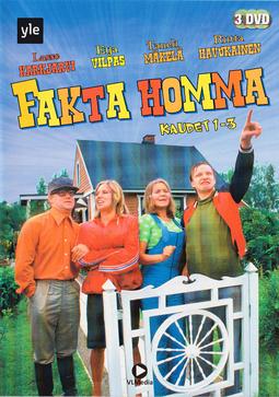 Fakta homma TV-sarja 1986 - 1987 & 1997 - 1998