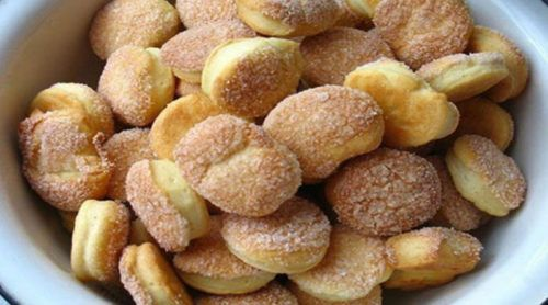 Самое быстрое печенье без яиц #kochenundbacken