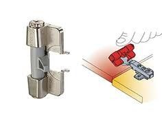 how to install lama soft close hinges