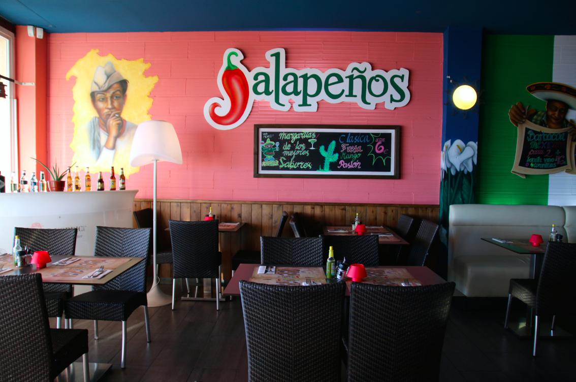 Restaurante Mexicano Jalape Os En Sitges 2 Bussines