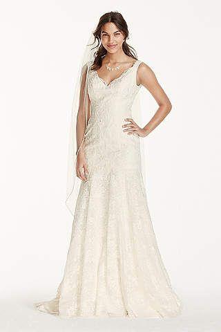 Petite Wedding Dresses & Gowns for Petite Women   David\'s Bridal ...