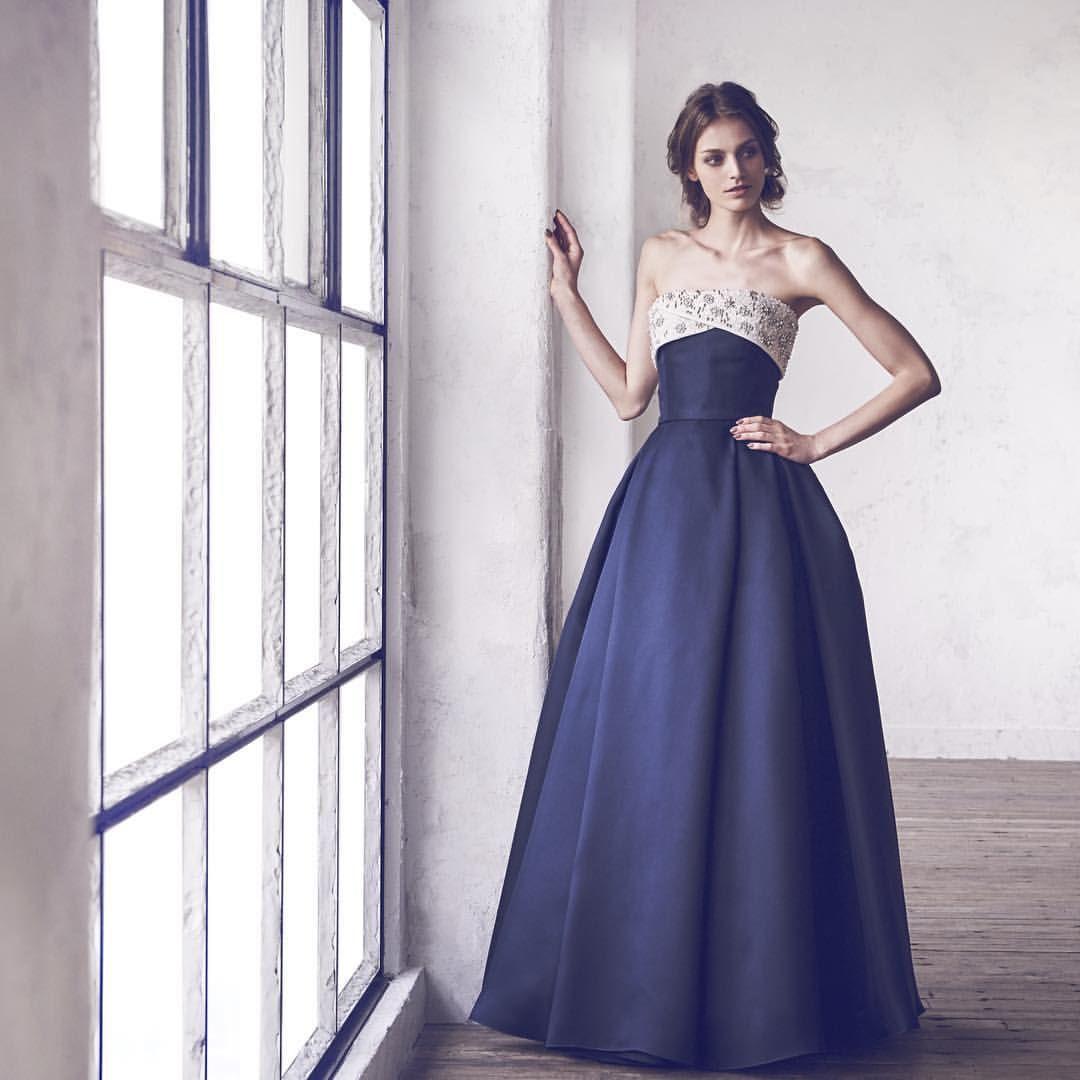 be1ba4a867b Hatsuko Endo Weddings Dress:Reem Acra(リーム・アクラ) No.5147 ...