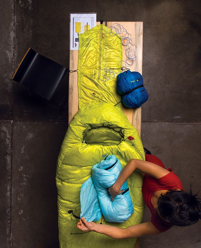 Best Hiking Sleeping Bag