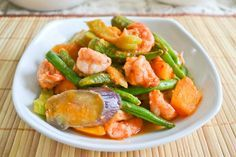 Pinakbet (Filipino Shrimp and Vegetable Stew)