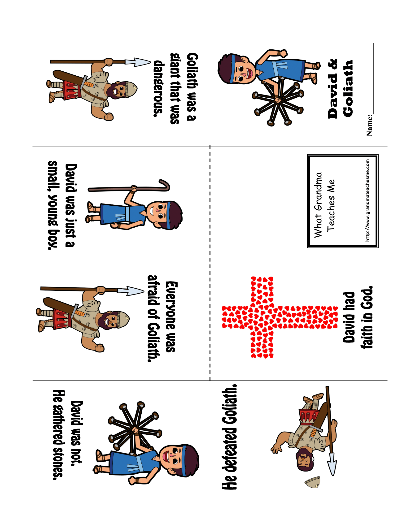 Christian Printable Activities