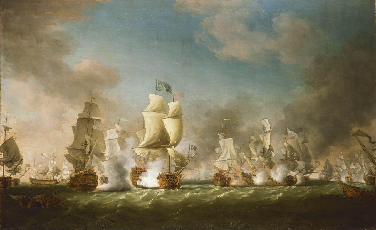 File The Battle Of Cape Passaro Jpg Sea Battle Battle History