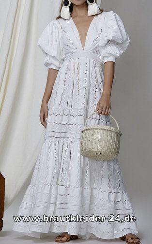 Standesamt Mode | Boho Vintage Style Kleid für den ...