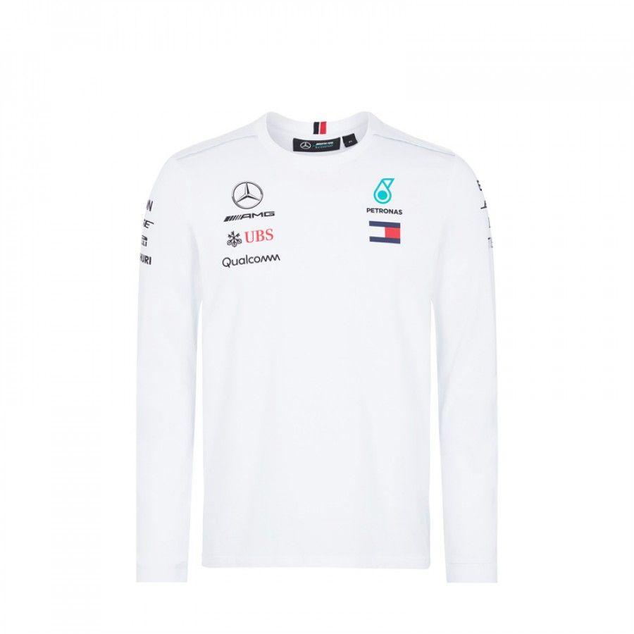 Mercedes AMG Petronas Motorsport 2019 F1/™ Mens Driver T-Shirt