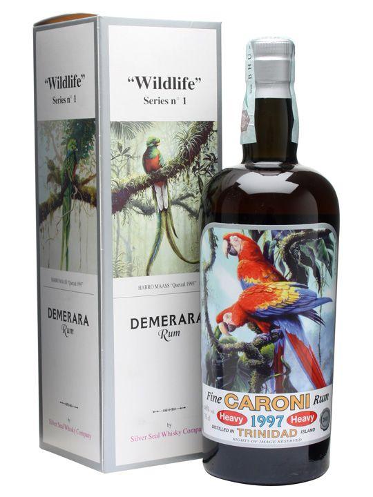 Caroni 1997 Rum / Bot 2011 : Buy Online - The Whisky
