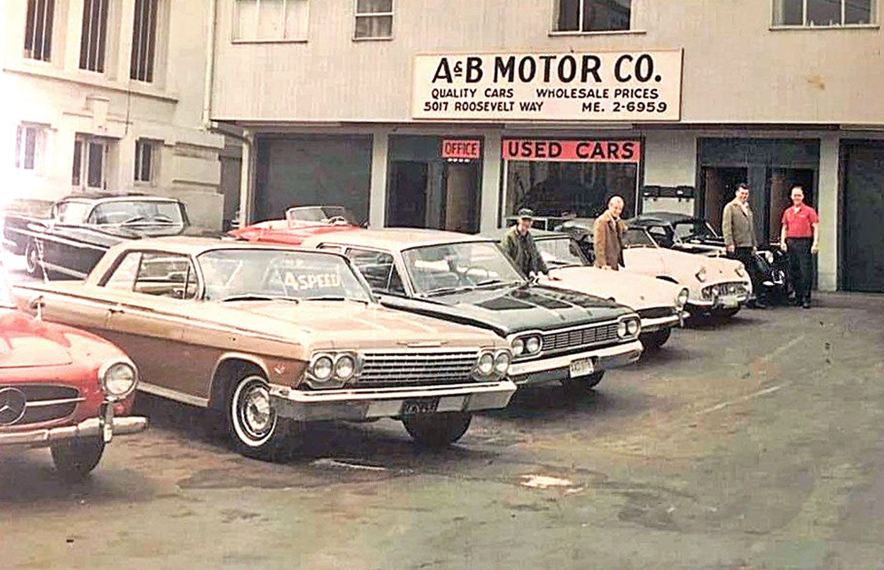 A B The Old Motor Best Classic Cars Car Dealership Classic Cars